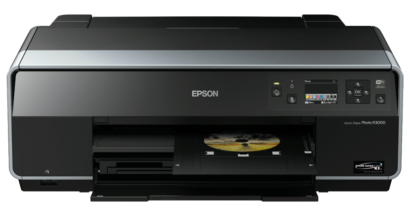 Einzigartige Prints - Epson R3000