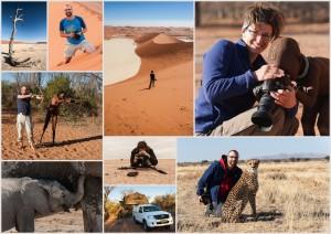 Die Fotonomaden in Namibia 2013