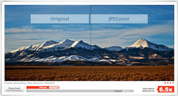 Jpeg Mini Beispiel Bild