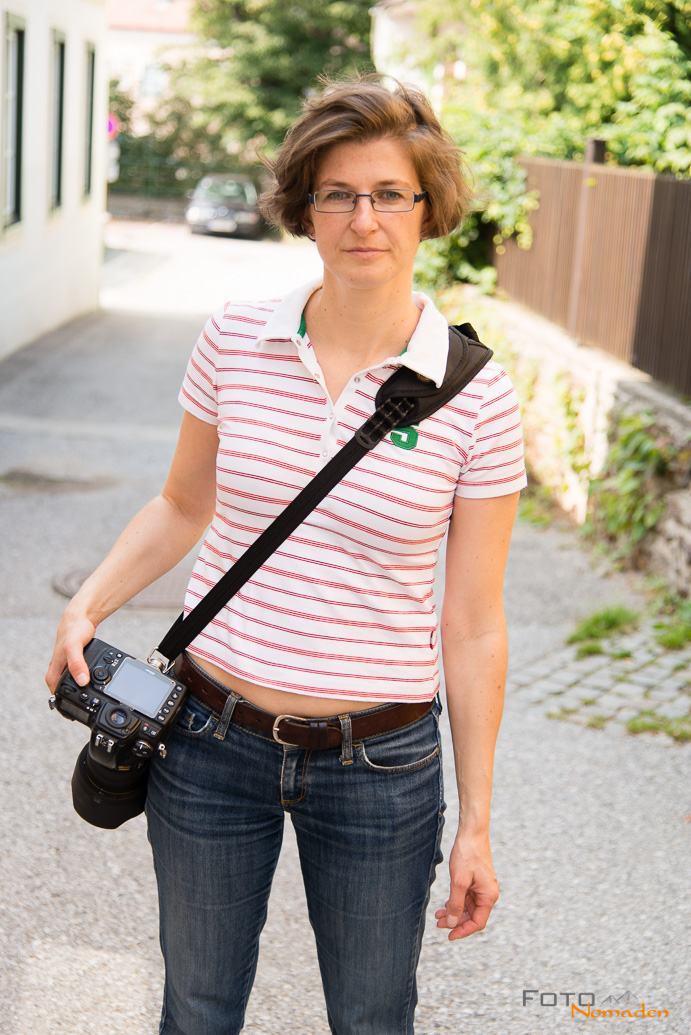 Sunsniper Pro II im Einsatz