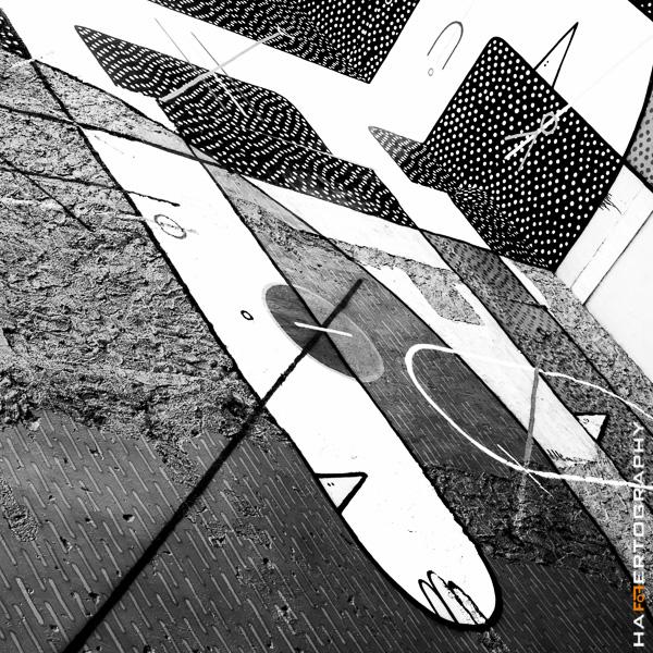 Testfoto Barcelona Olympus OM-D E-M10 Grafitti
