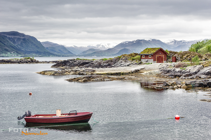 Fotononaden Fotoreise nach Norwegen Fjord