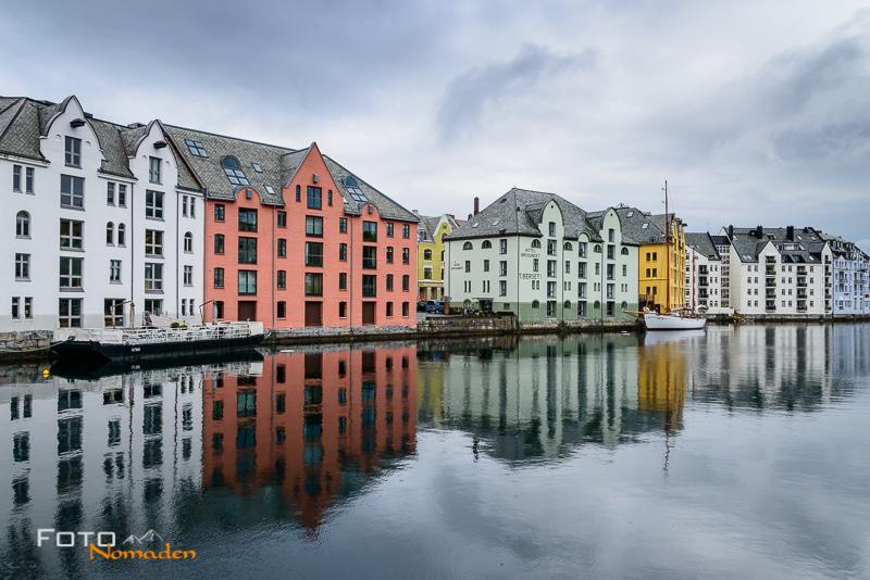 Fotonomaden Fotoreise nach Norwegen Alesund