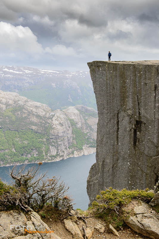 Fotonomaden Fotoreise Norwegen Preikestolen