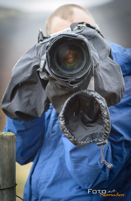 Kamera Regenschutz im Test