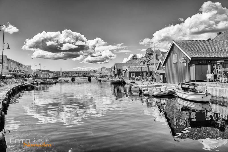 Fotonomaden-Norwegen-Schwarzweiß-Süden