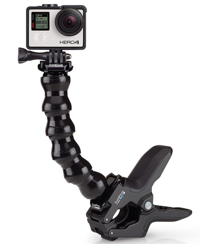 GoPro-Flexklemme