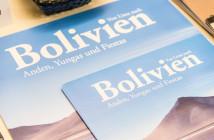 Bolivien Multimedia Show
