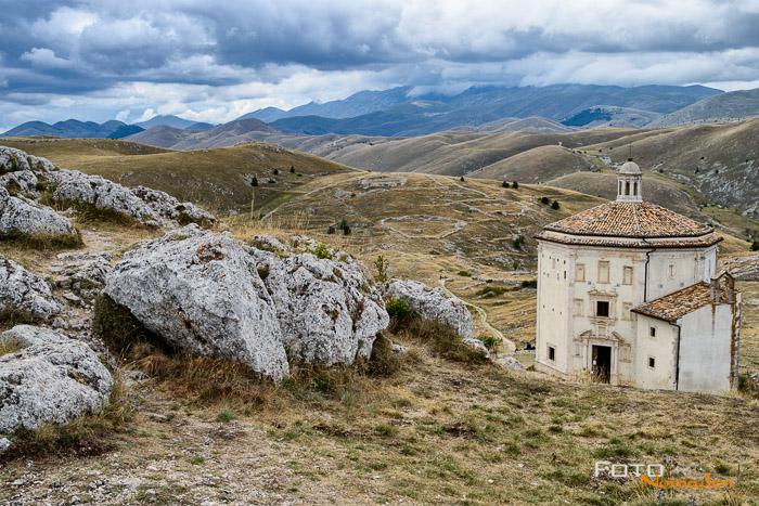 Fotoreise in die Abruzzen Valle Porclaneta