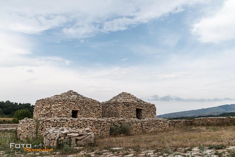 Fotoreise in die Abruzzen Steinhütten Fotonomaden