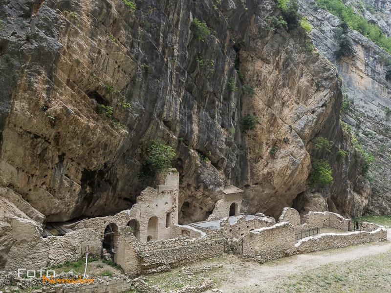 Fotoreise in die Abruzzen Monastero San Martino in Valle