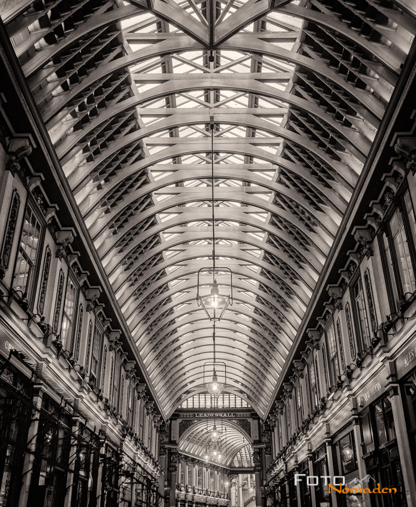 Foto Tipp London Leadenhall Market