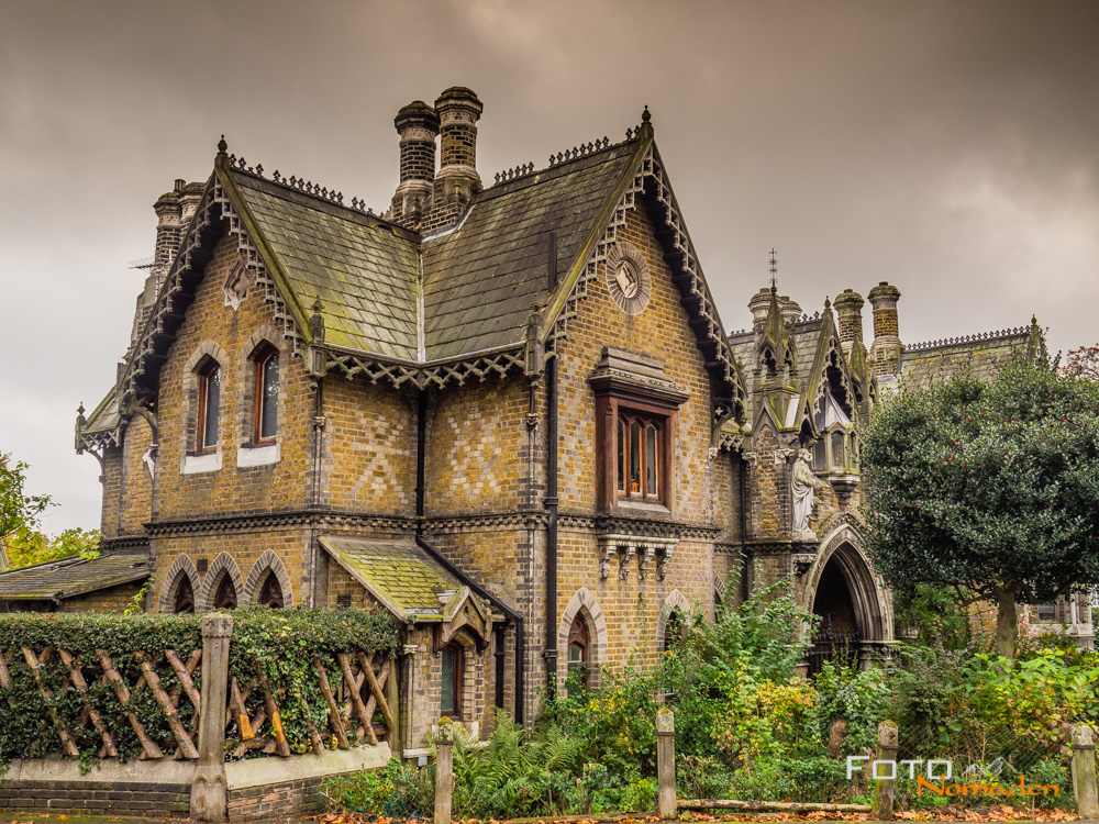 Foto Tipp London - Highgate Cemetery