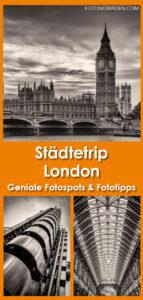 Städtetrip London Fotospots