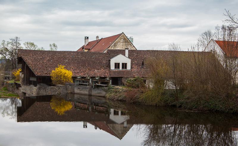 Bearbeitetes Foto von Teilnehmer von Foto-Workshop der Fotonomaden in Zwettl