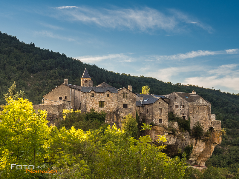 Ardèche Reiseroute Fotonomaden Cantobre