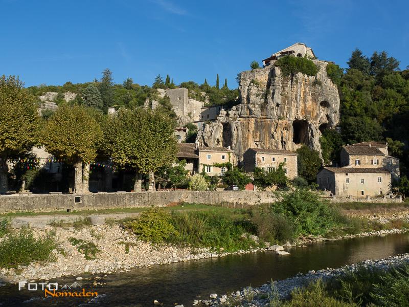 Ardèche Reiseroute Fotonomaden Labeaume