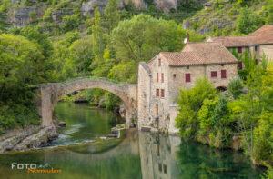 Ardèche Reiseroute Fotonomaden Val de Cantobre