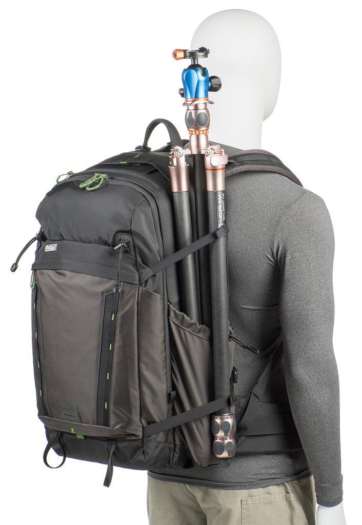 Backlight 36l - Die Seitentaschen
