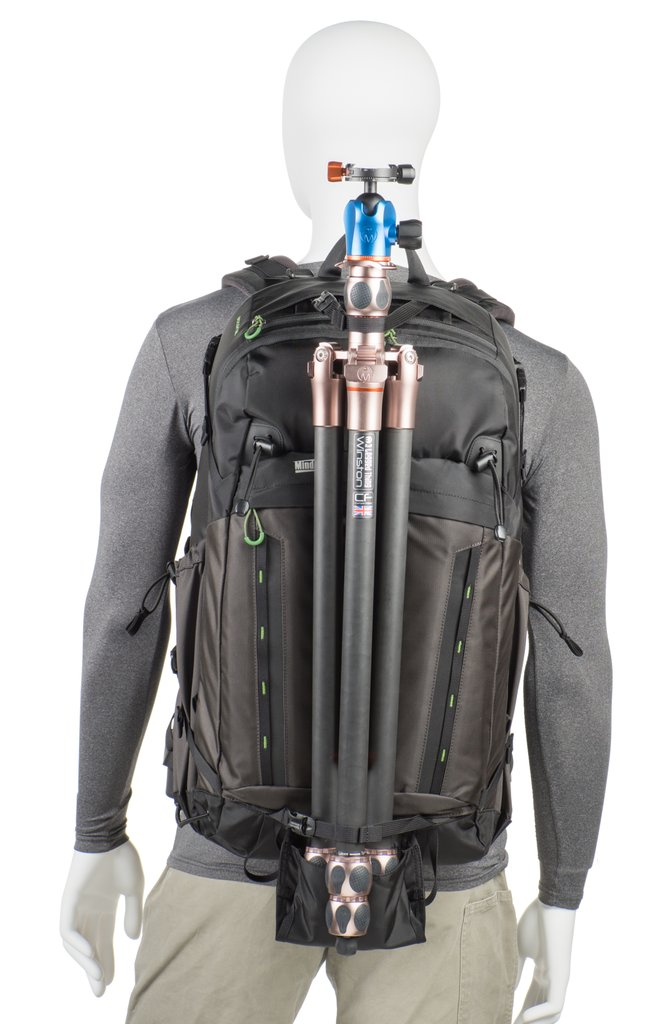 Backlight 36l Stativhalterung - Foto: Mindshift Gear