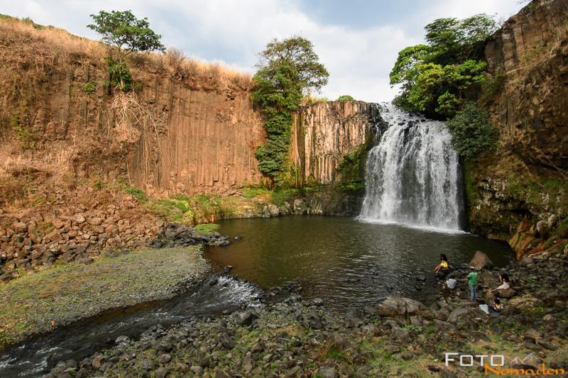 Madagaskar Reiseroute Fotonomaden Chutes de la Lily