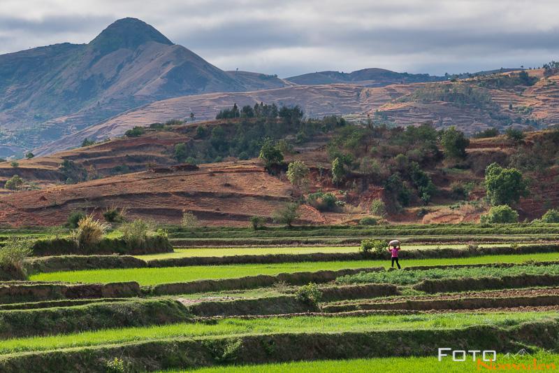 Madagaskar Reiseroute Fotonomaden Reisfeld