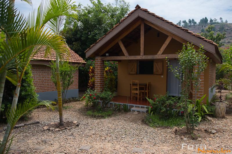 Madagaskar Reiseroute Fotonomaden Unterkunft Ampefy