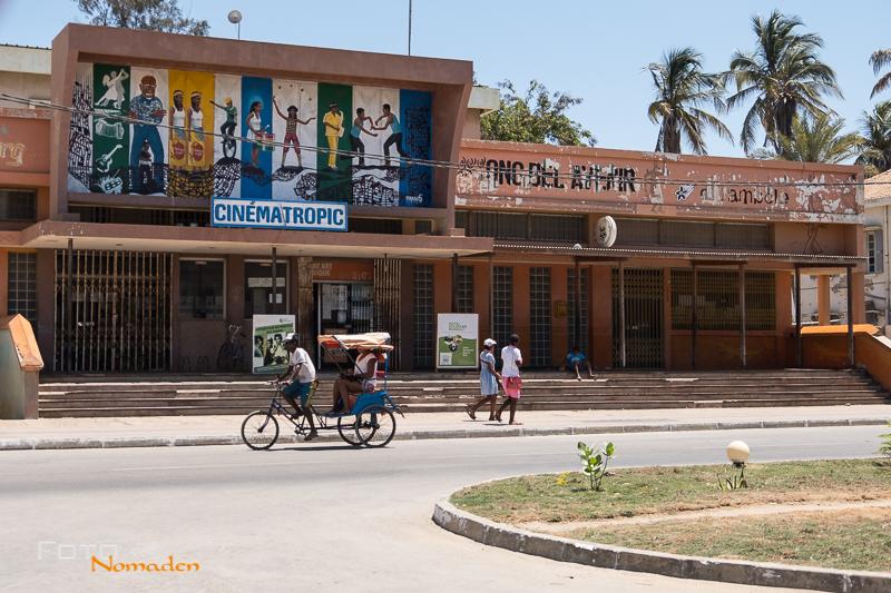 Madagaskar Reiseroute Fotonomaden Fahrradrikscha