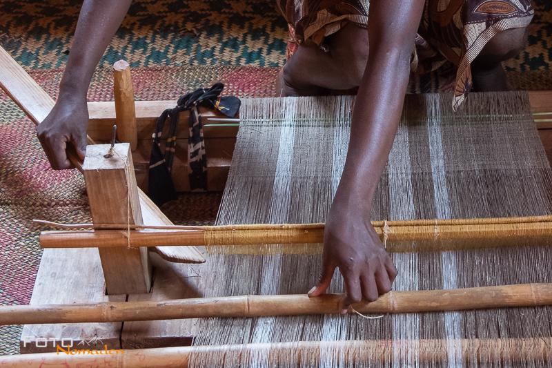 Madagaskar Fotoreise Fotonomaden Seidenweberei