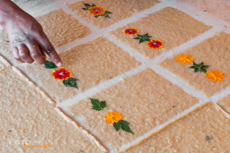 Madagaskar Fotoreise Fotonomaden Papierproduktion Ambalavao
