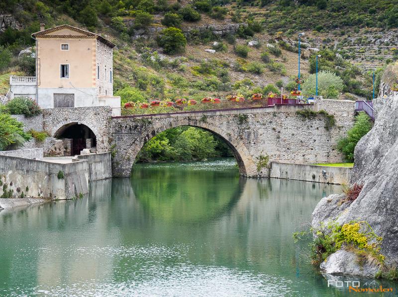 Fotonomaden Ardèche Reiseroute Le Pouzin