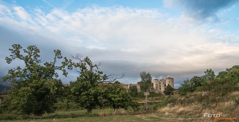 Fotonomaden Ardèche Reiseroute Chateau de Craux