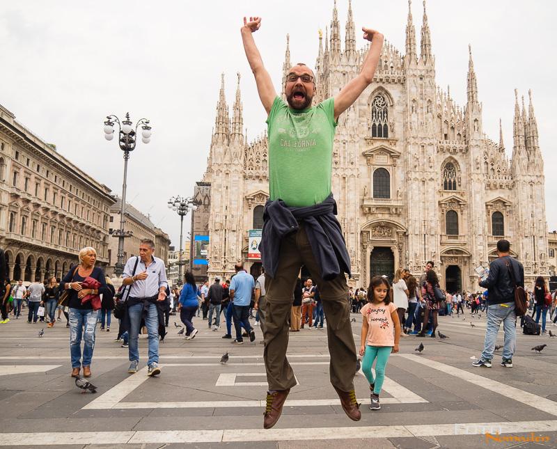 Fotonomaden Ardèche Reiseroute Mailand