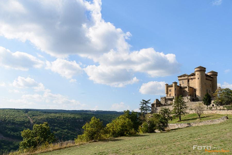 Fotonomaden Ardèche Reiseroute Chateau de Cabrières