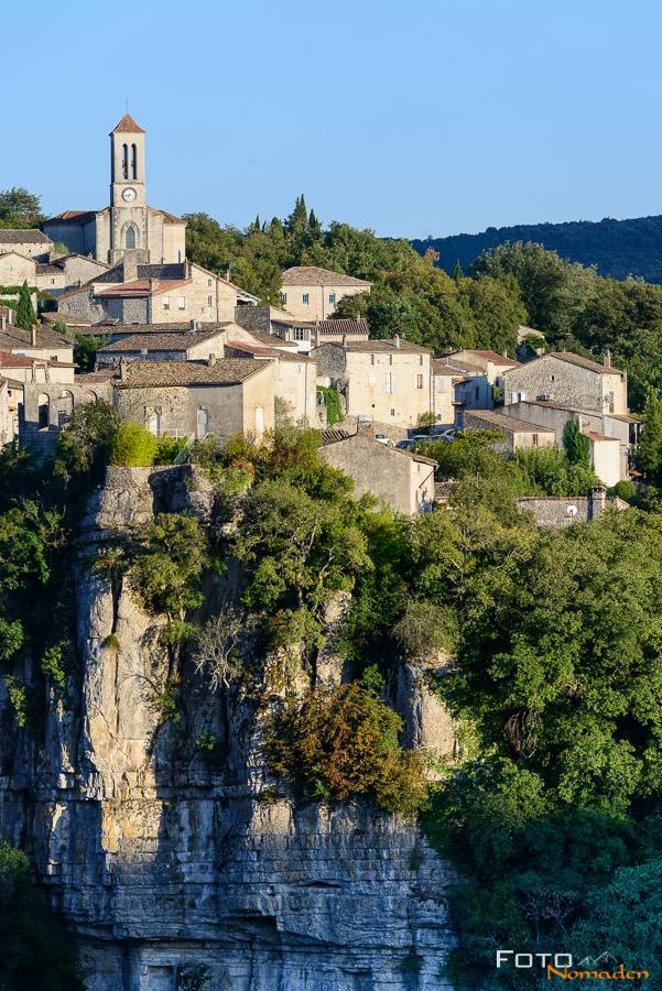 Fotonomaden Ardèche Reisroute Balazuc