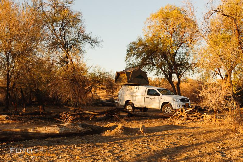 Fotonomaden Namibia Reiseroute Isabis Klipdam Camp
