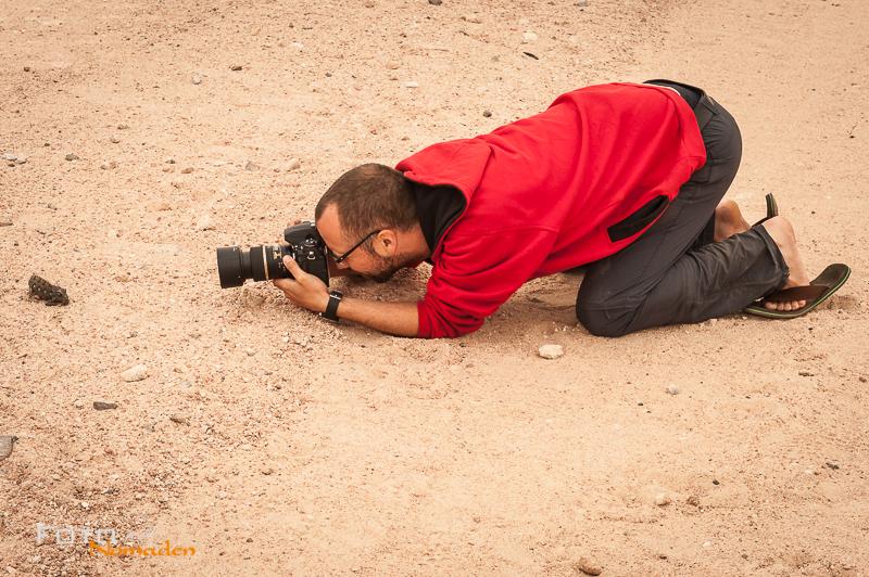 Fotonomaden Namibia Reiseroute Fotograf