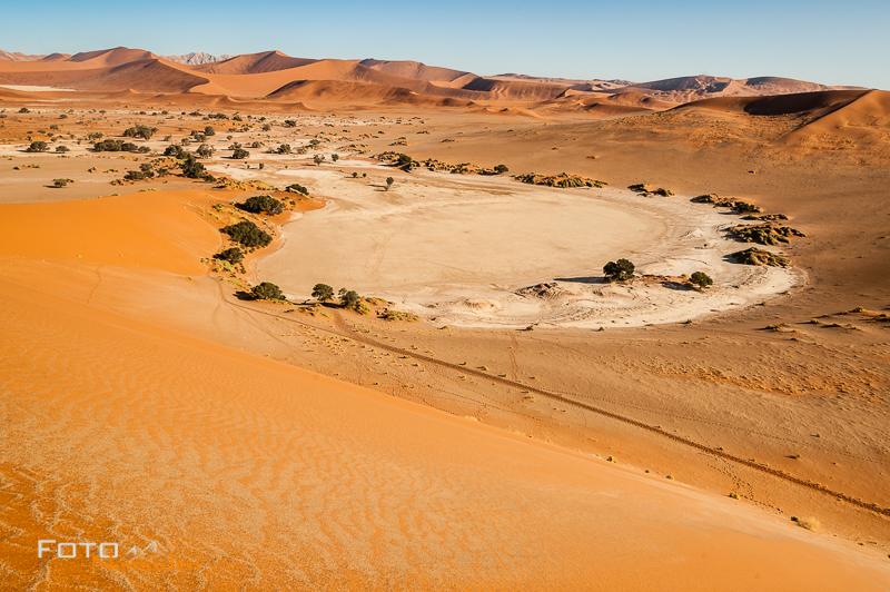 Fotonomaden Namibia Reiseroute Sossusvlei Dünen