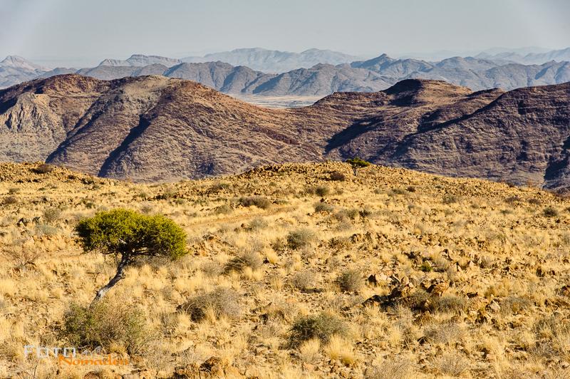 Fotonomaden Namibia Reiseroute Spreetshogte Pass