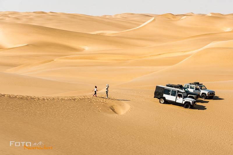Fotonomaden Namibia Reiseroute Sandwich Harbour 4x4 Tour