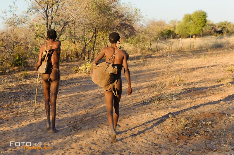 Namibia Rundreise Fotonomaden San