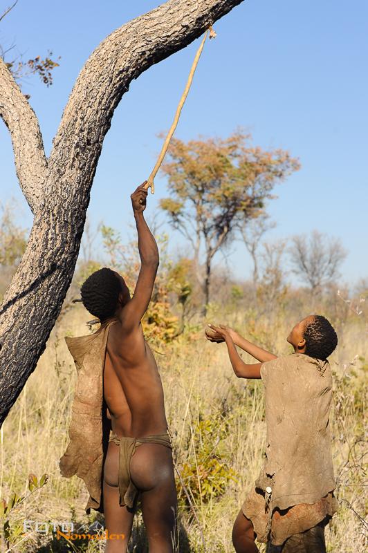 Namibia Rundreise Fotonomaden Buschmänner