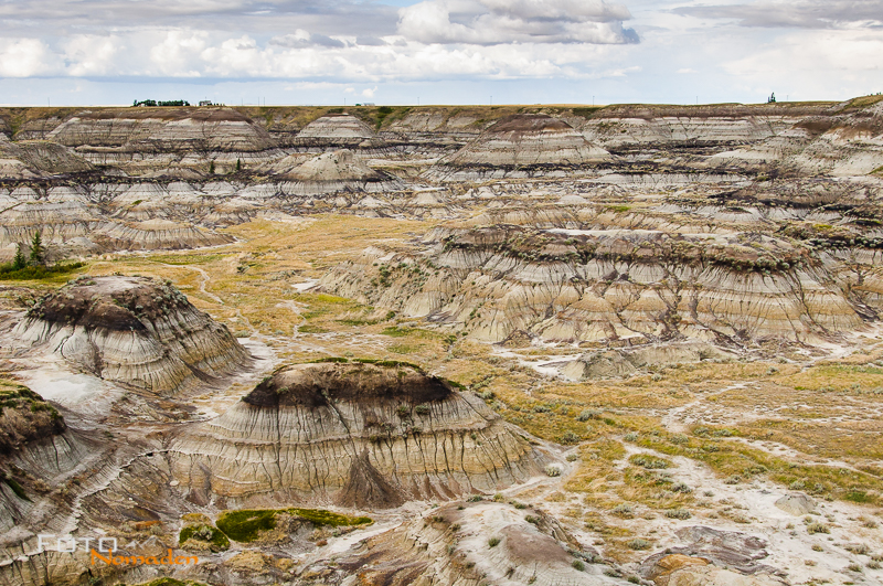 Fotonomaden Foto-Locations West-Kanada Horsethief Canyon
