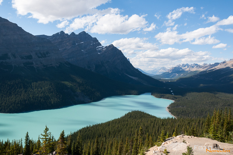 Fotonomaden Foto-Locations West-Kanada Peyto Lake
