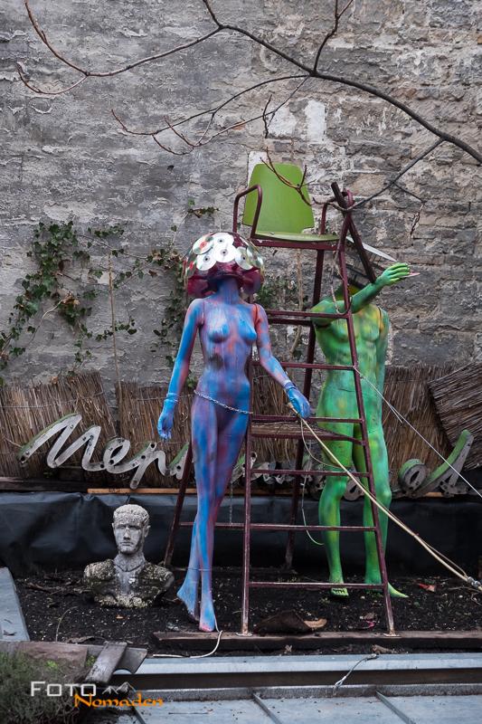 Budapest Fotografie Tipps Fotonomaden Szimpla Kert Ruinenbar