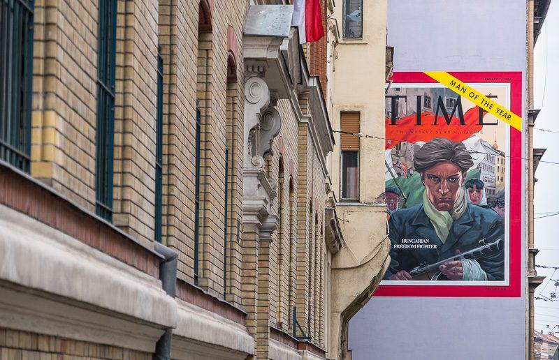 Budapest Fotografie Tipps Fotonomaden Time Street Art