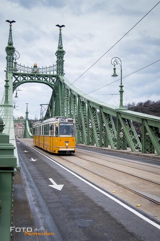 Budapest Fotografie Tipps Fotonomaden Straßenbahn