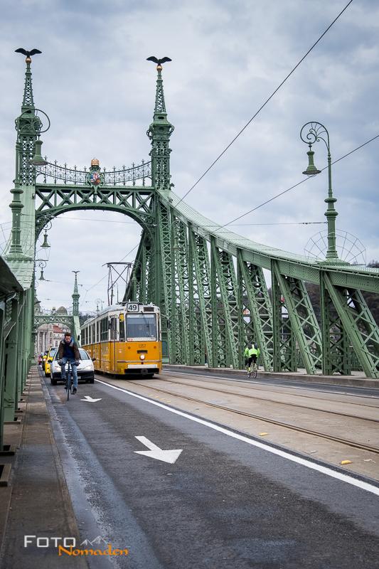 Budapest Fotografie Tipps Fotonomaden Brücke