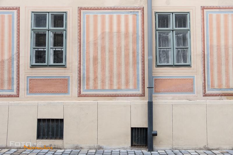 Budapest Fotografie Tipps Fotonomaden Ausschnitt Haus