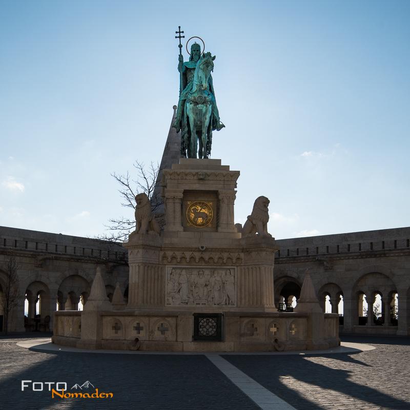 Budapest Fotografie Tipps Fotonomaden Fischerbastei Denkmal